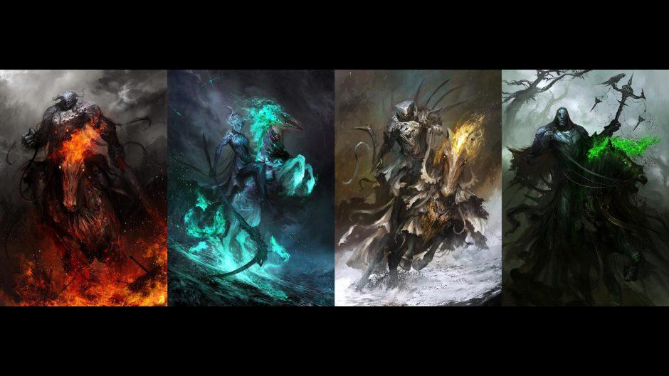 Darksiders 4 es oficial y lo veremos en el E3