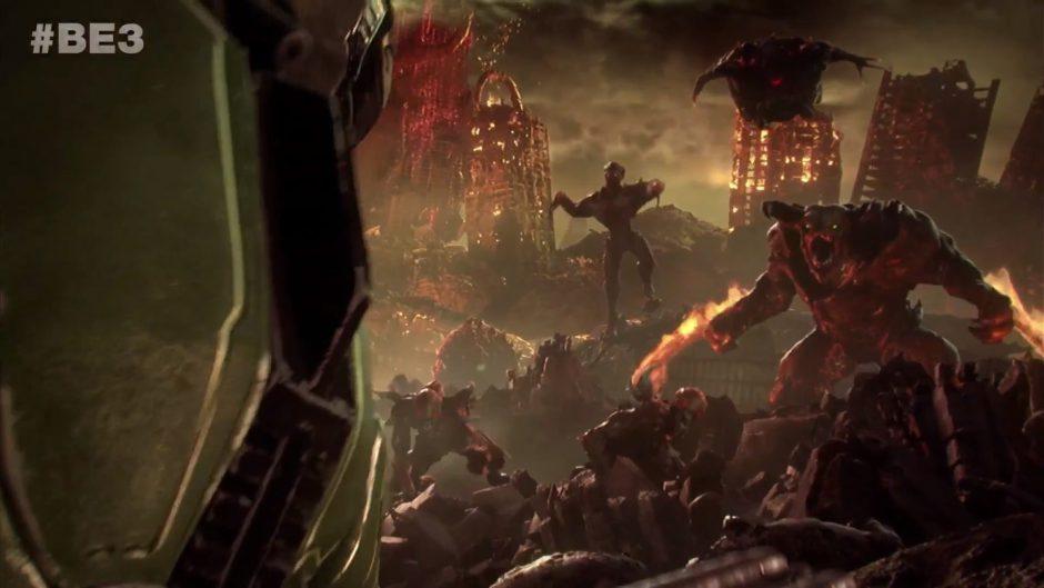 Doom Eternal tendrá DLCs de campaña, y Rage 2 no tendrá multijugador