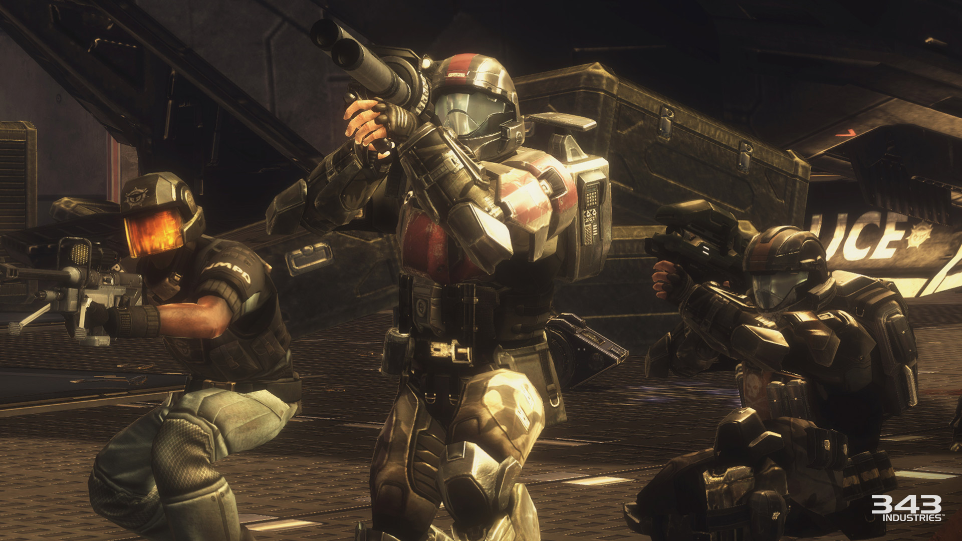 Halo 3: ODST Firefight se añadirá a la Master Chief Collection este verano