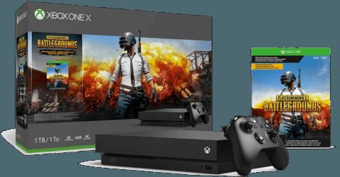 Xbox One X 400
