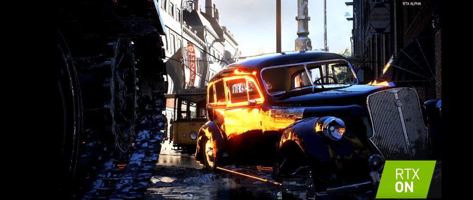 Nvidia muestra los resultados del Ray Tracing en Battlefield V