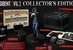 Confirmada la edición Coleccionista de Resident Evil 2 para Europa