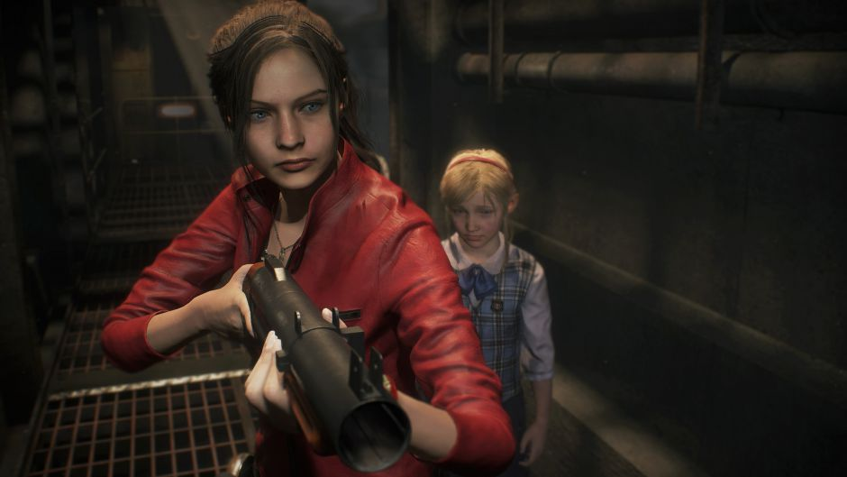 Resident Evil 2 Remake: Se filtran dos nuevos personajes jugables