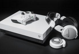 ¡Ofertaza! Consigue tu Xbox One X blanca con todos estos regalos