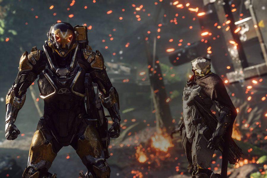 Nos llevará una hora conseguir la Javelin Colossus en Anthem y no estará disponible de inicio