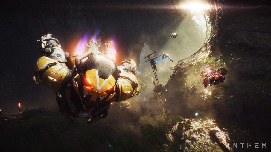 La alpha cerrada de Anthem correrá en Xbox One X a 4K nativos y HDR10