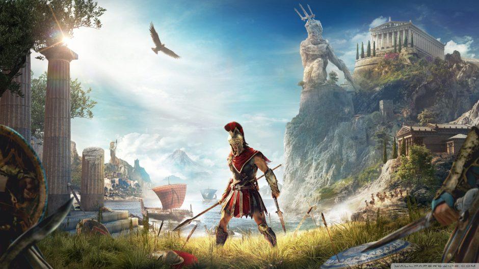 Votad: ¿Qué os está pareciendo Assassin's Creed: Odyssey?