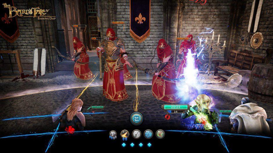 Bard's Tale IV llegará a nuestras Xbox One este mismo 2018