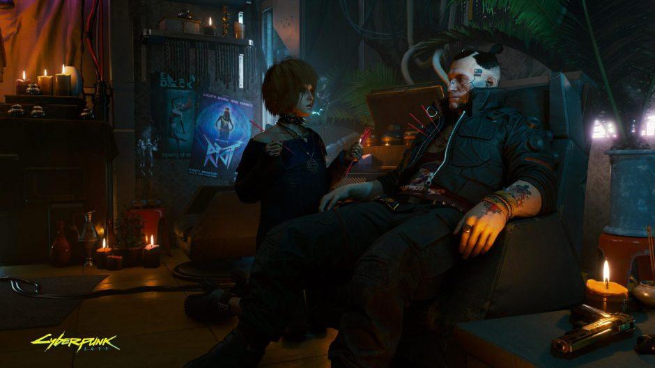 Cyberpunk 2077 contará con una gran cantidad de interiores detallados