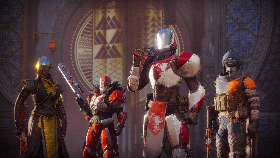 Destiny 2 peligra después de la salida de Bungie de 4 importantes desarrolladores