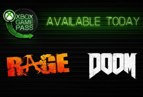 DOOM y RAGE ya están disponibles en Xbox Game Pass