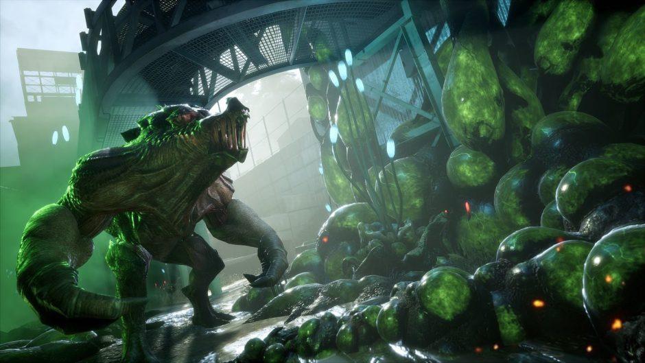"""Earthfall estrena su modo horda llamado """"Invasion"""""""