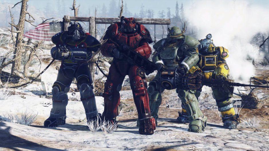 Bethesda está comprometida a añadir mods a Fallout 76