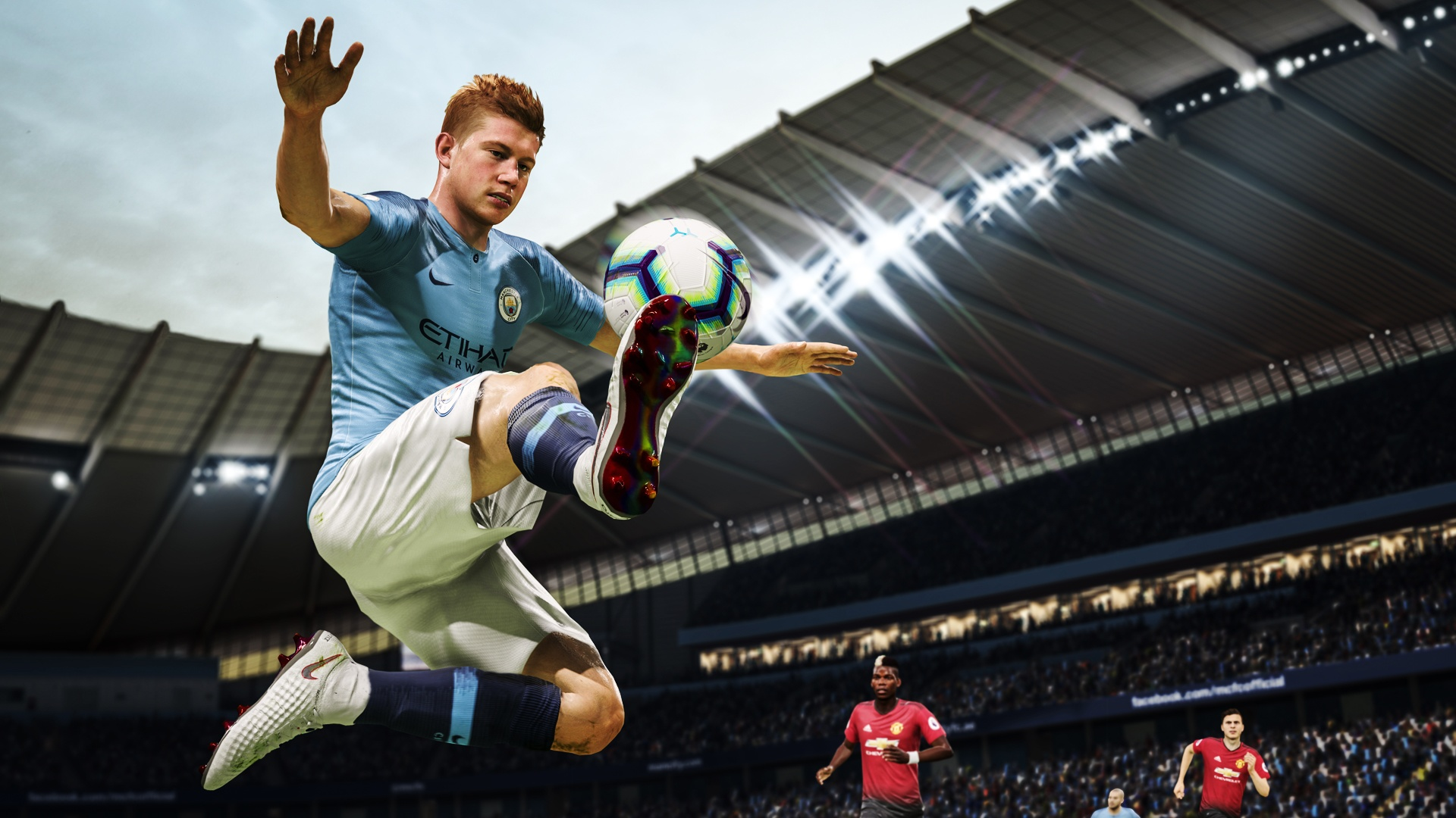 ea sports desvela por fin la portada definitiva de fifa 19. Black Bedroom Furniture Sets. Home Design Ideas