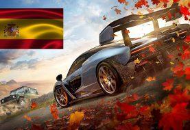 Forza Horizon 4 no llegará doblado, pero si con textos en español