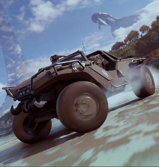 Warthog Forza Horizon 4