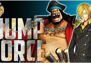 Jump Force incorpora nuevos personajes de One Piece y Hunter X Hunter