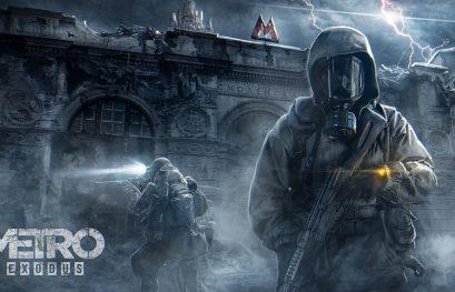 Nuevo gameplay de Metro Exodus cargado de acción y mutantes