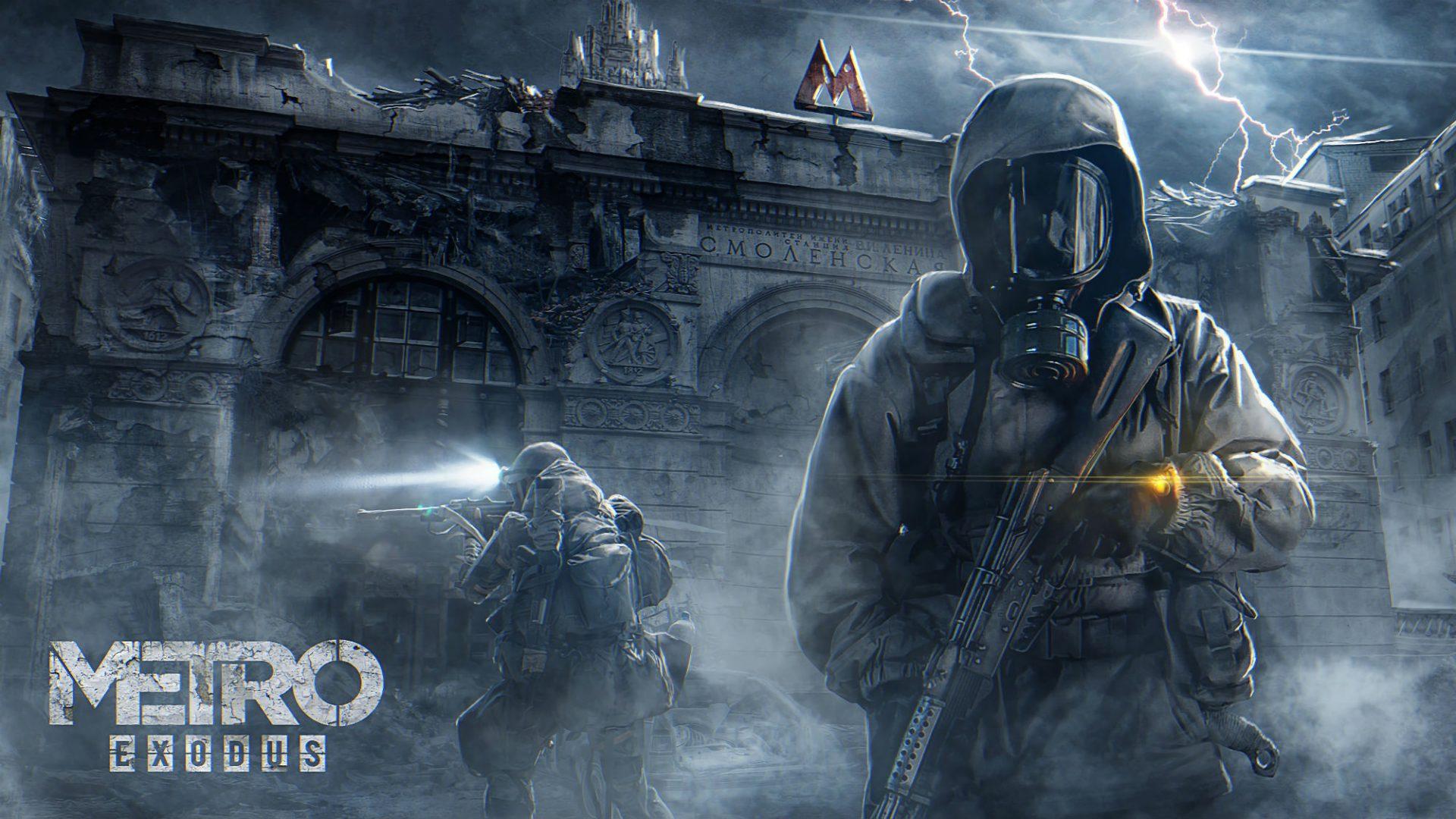 Nuevo Gameplay De Metro Exodus Cargado De Accion Y Mutantes