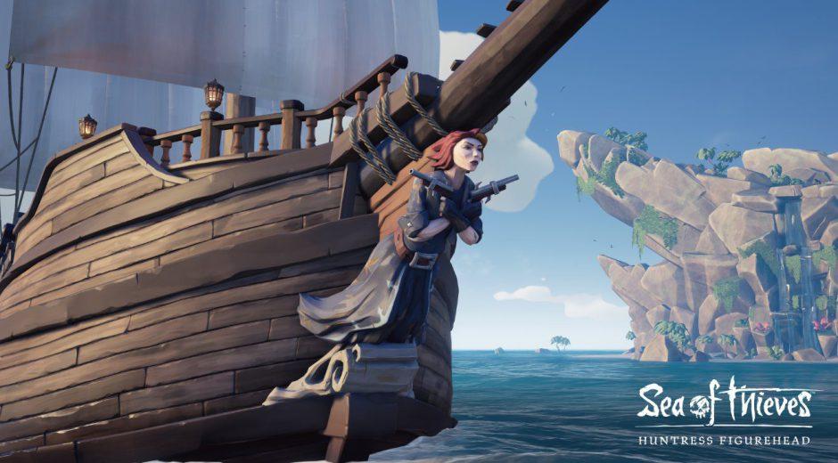 Un usuario crea un timón real para jugar a Sea of Thieves