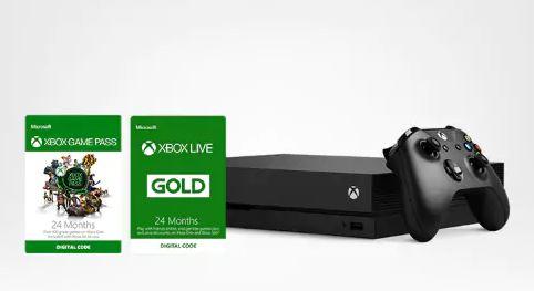 Xbox All Access ya es una realidad tu Xbox One mas Gold y Game Pass por 21,99$