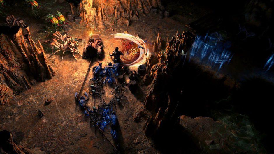Path of Exile anuncia oficialmente su nueva expansión gratuita llamada Delve