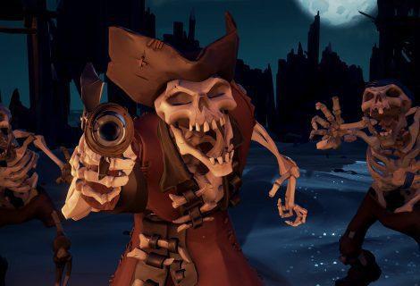 [X018] Rare presenta Sea of Thieves Arena, el battle royale pirata