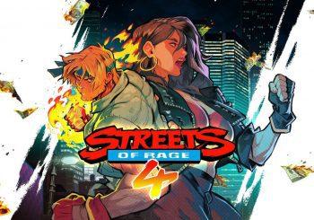 ¡La lucha está en la calle! Nuevo gameplay de Streets of Rage 4