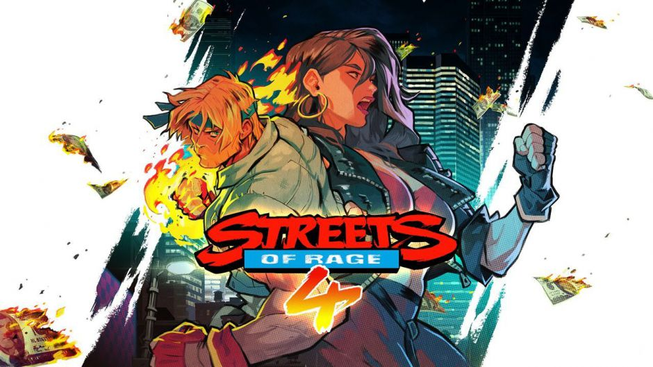 Nuevo tráiler de Streets of Rage 4 para Xbox One
