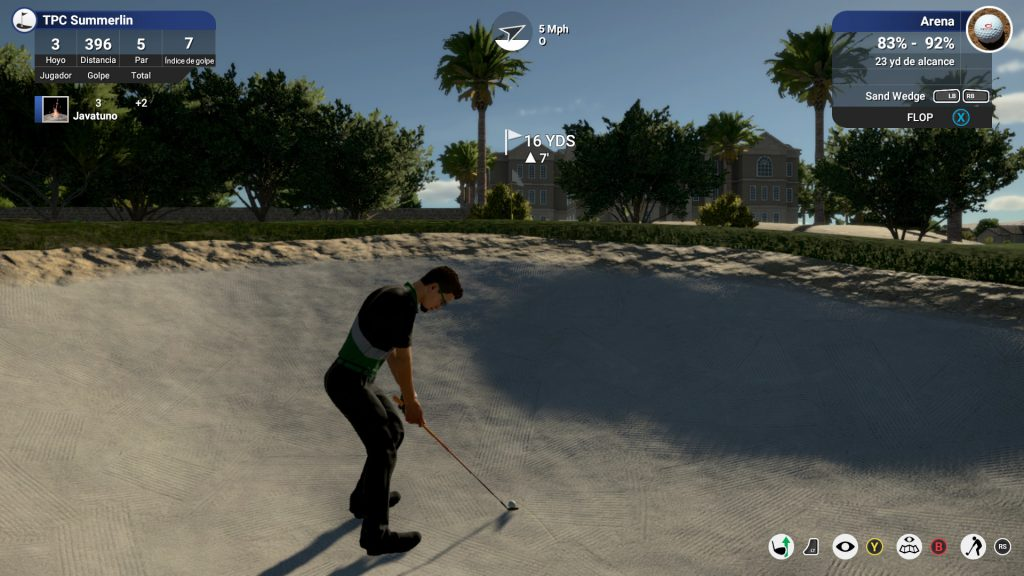Análisis de The Golf Club 2019 Featuring PGA Tour