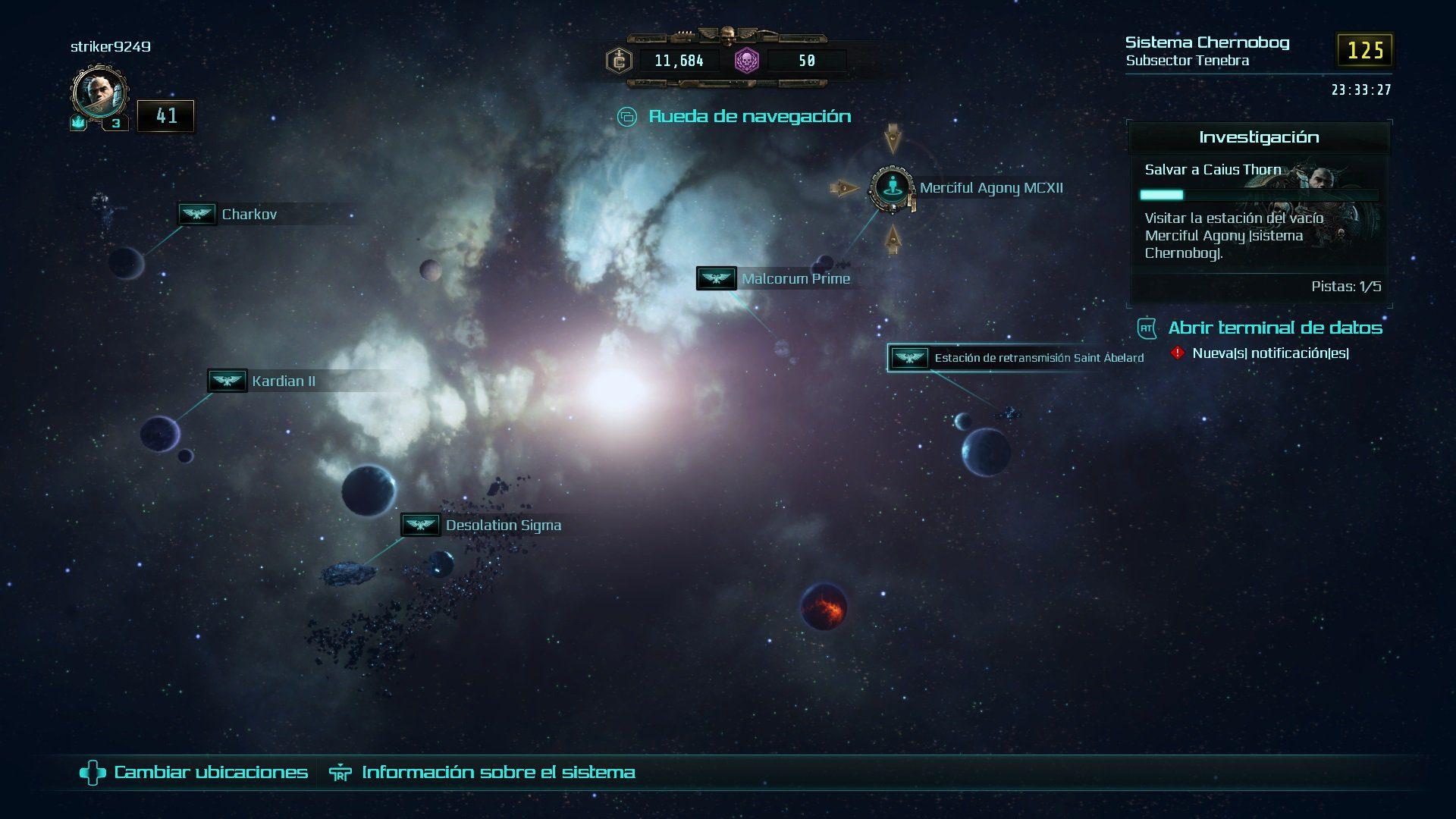 Análisis de Warhammer 40000 Inquisitor Martyr