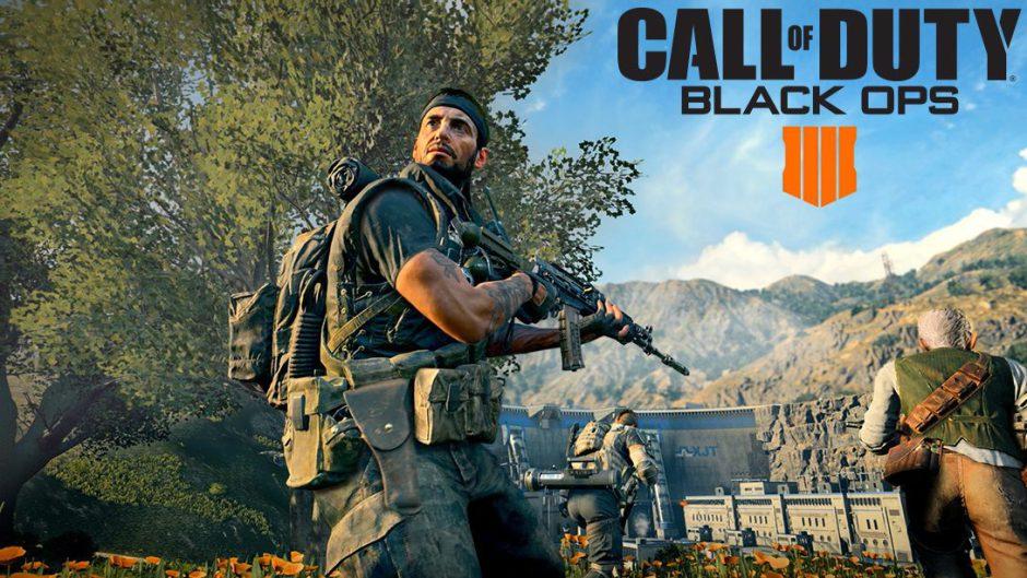 Call of Duty Black Ops 4 sube el número de jugadores del modo Blackout a 88