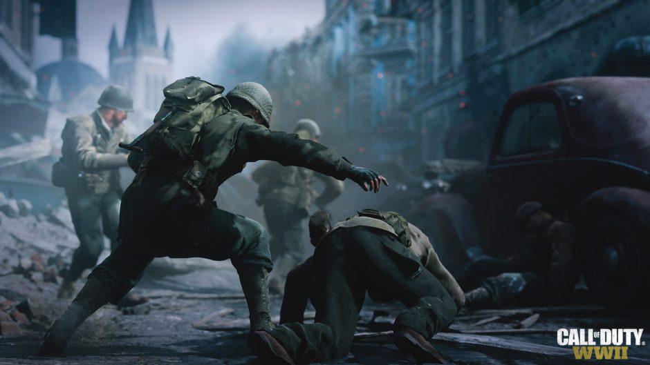 Filtrados muchos detalles de Call of Duty: Vanguard, que se presentará la semana que viene