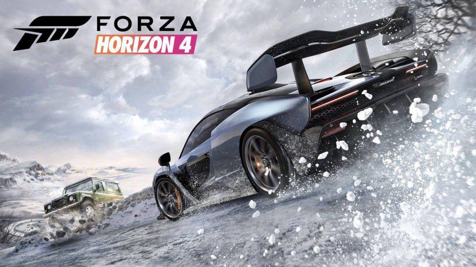 Así de espectacular es Forza Horizon 4 en Xbox Series