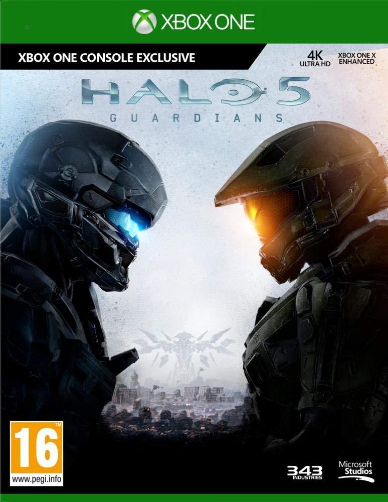 ¿Halo 5: Guardians de camino a Windows 10? 1