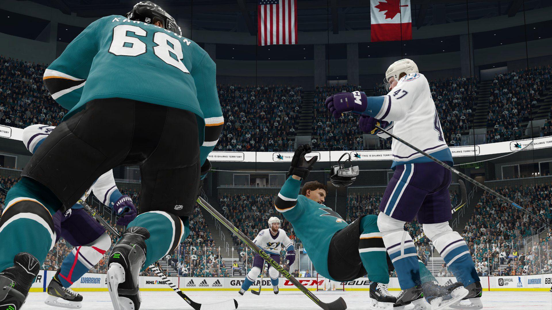 Análisis de NHL 19