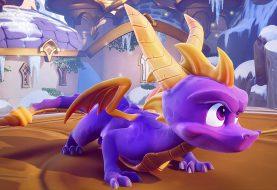 Muestran el nuevo aspecto de Crush en Spyro Reignited Trilogy