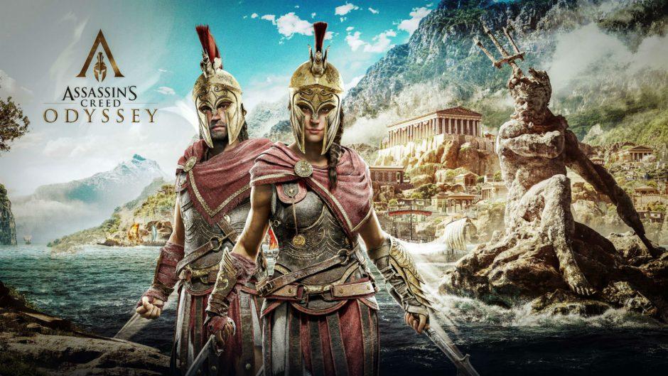 Esto es todo lo que te espera en Assassin's Creed Odyssey en el mes de diciembre