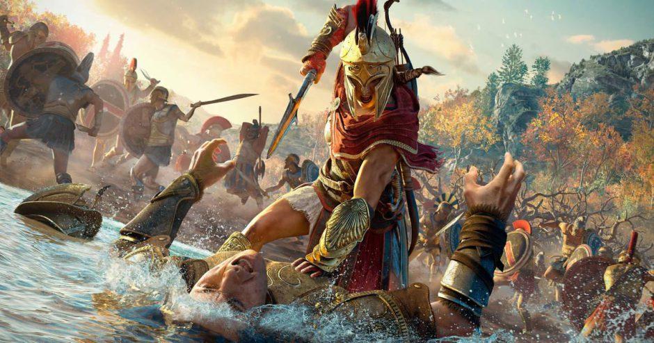La actualización de noviembre de Assassin's Creed Odyssey nos traerá nuevas criaturas mitológicas