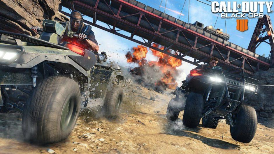 Impresiones en vídeo de la beta de Call of Duty Black Ops 4 y su modo Blackout