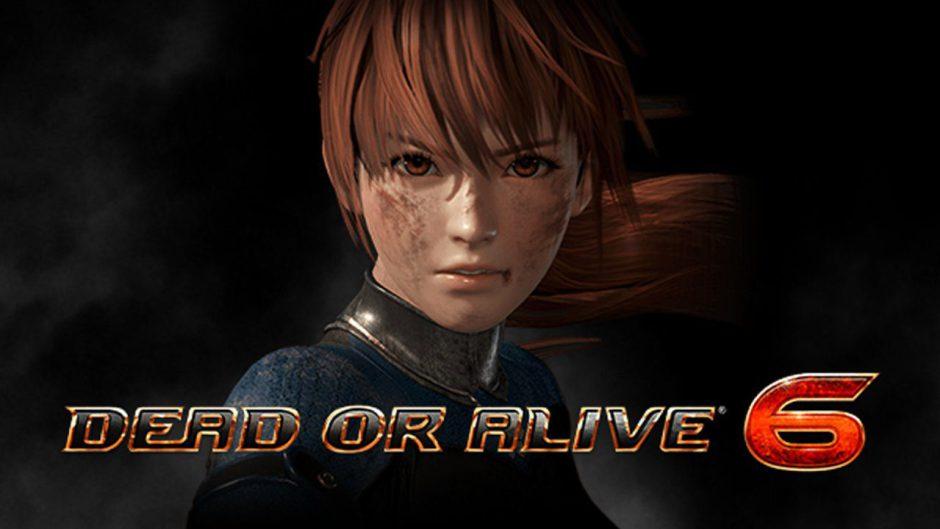 Koei Tecmo anuncia que el estreno de Dead or Alive 6 se demora 15 días