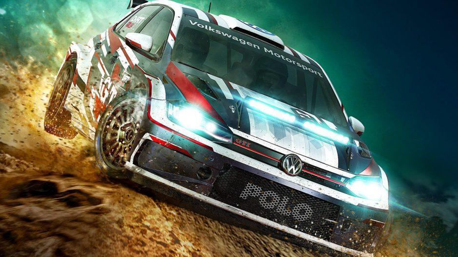 DiRT Rally 2.0 llegará en febrero de 2019 con la licencia Rallycross de la FIA