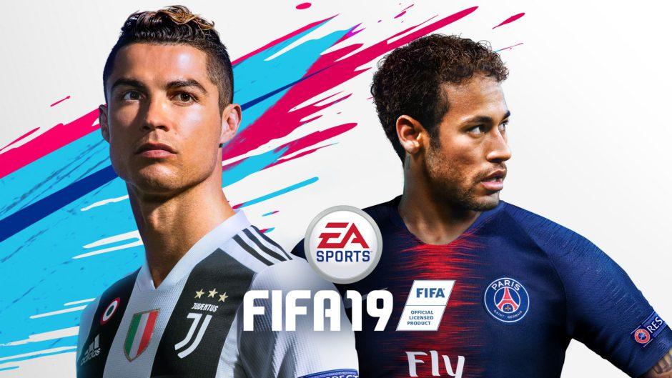 FIFA 19 arrasa en ventas en UK durante el Black Friday