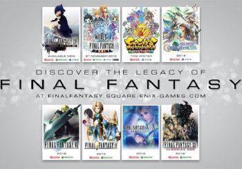 Tres remasters de Final Fantasy para Xbox One tendrán edición física en América