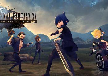 Final Fantasy XV Pocket Edition HD ya disponible para Xbox One