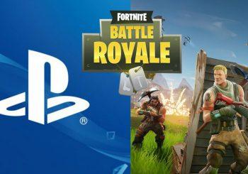 ¡Sony cede! PlayStation 4 tendrá juego cruzado en Fortnite con Xbox One y Nintendo Switch