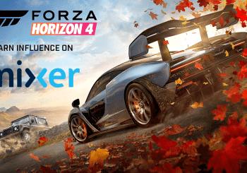 Retransmitir o ver Forza Horizon 4 a través de Mixer premia a los jugadores