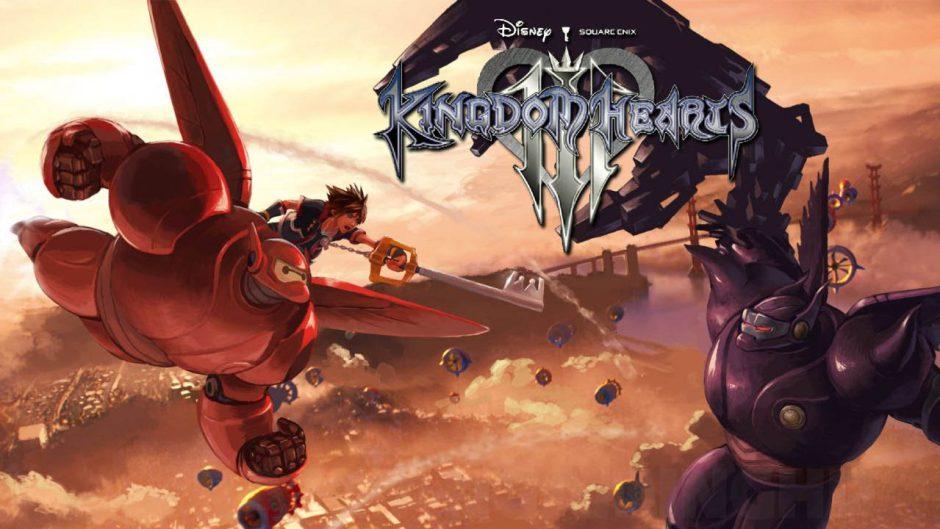 Kingdom Hearts III estará presente en Barcelona Games World