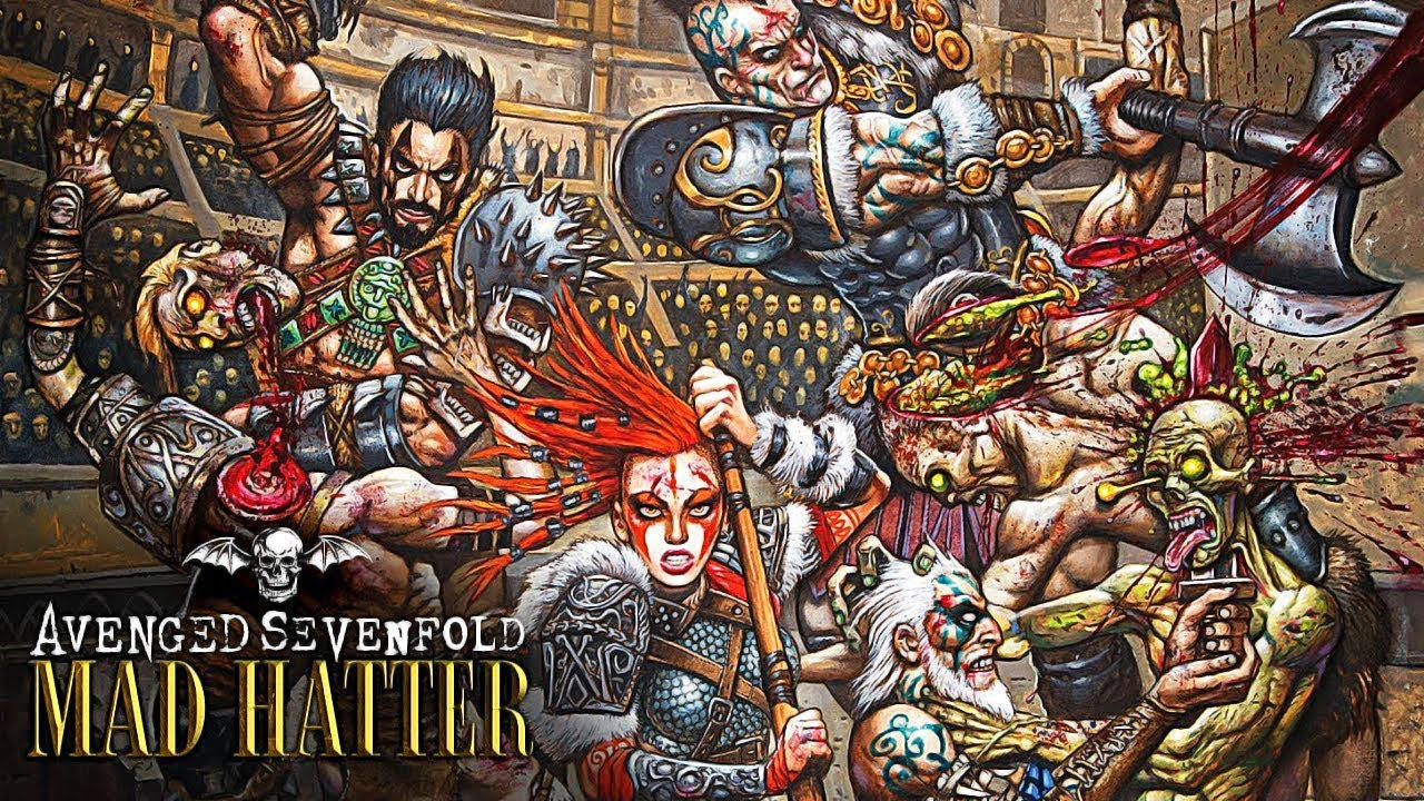 Avenged Sevenfold crea el tema Mad Hatter para Call of Duty Black Ops 4