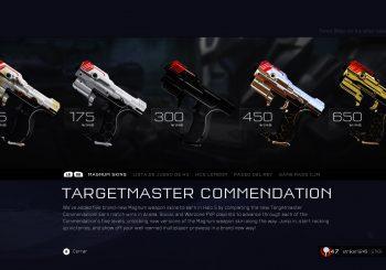 Nuevas skins para la mágnum llegan a Halo 5 Guardians